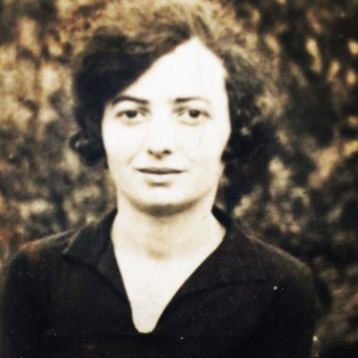 "Grandma Fanny Luna ""Mémé Zehmour"""