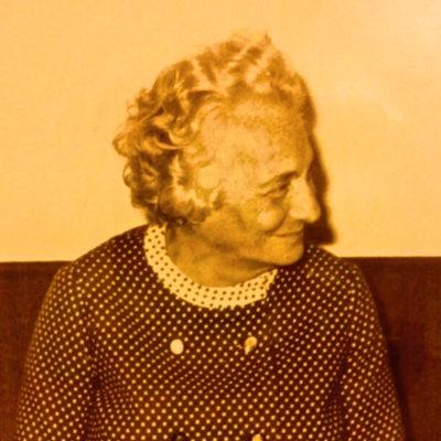 Nonna Henriette Mosseri Levi