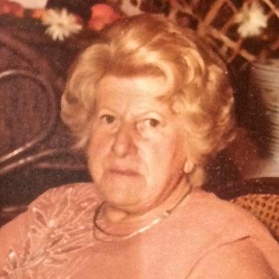 Fajga dite grand-mère Fanny