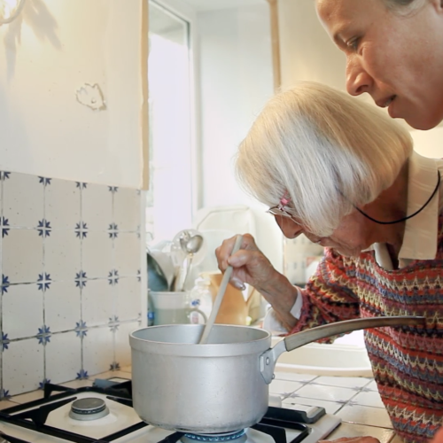 grandmas project recettes