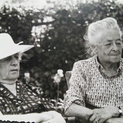 Kougel aux poires Mémé Renée et Mémé Braun